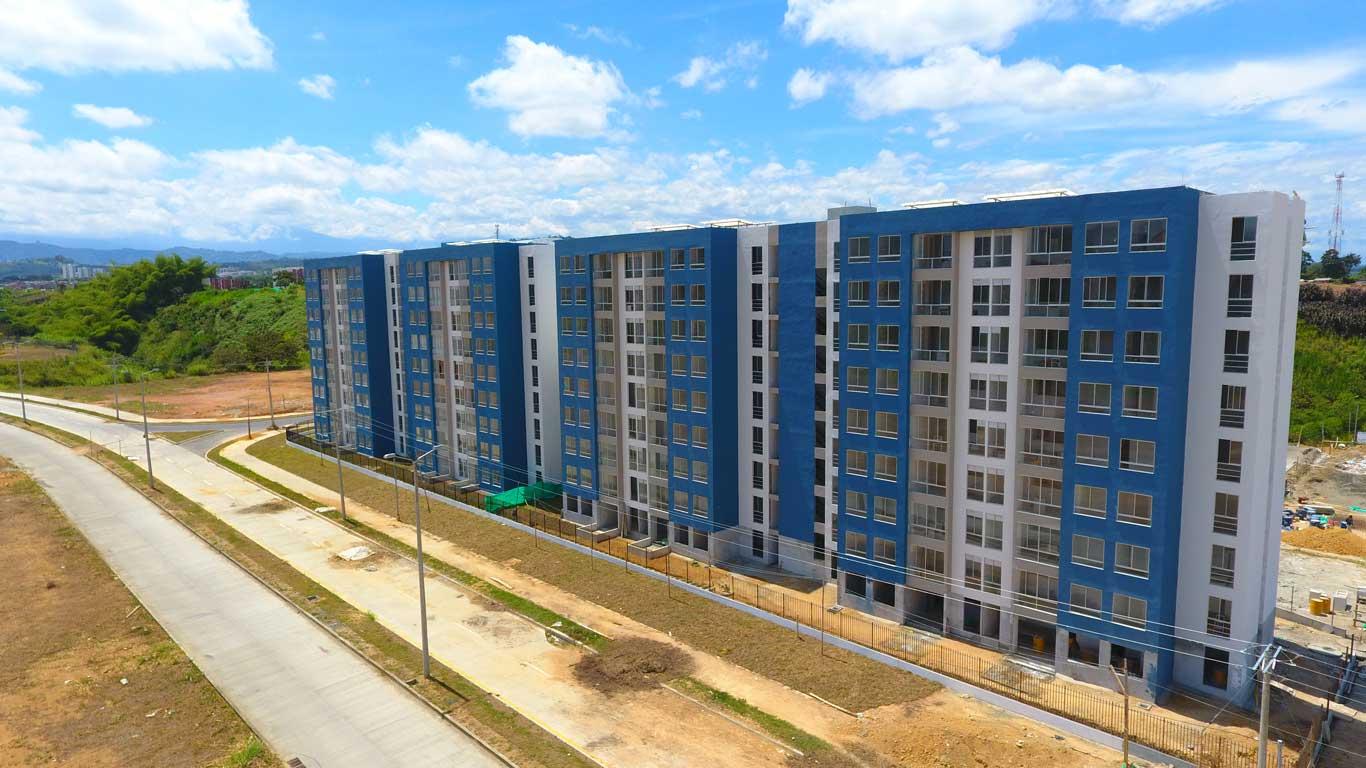 apartamentos alejandria pereira