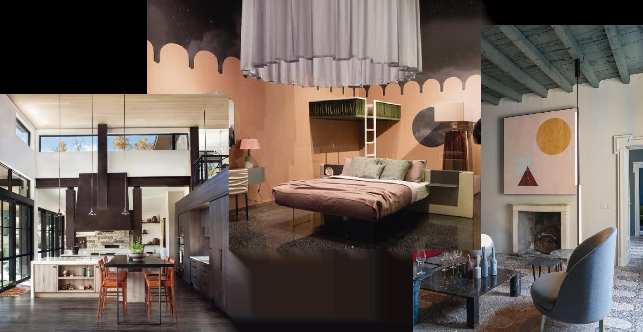 Los interiores en el 2018 han tomado un rumbo más minimalista ...