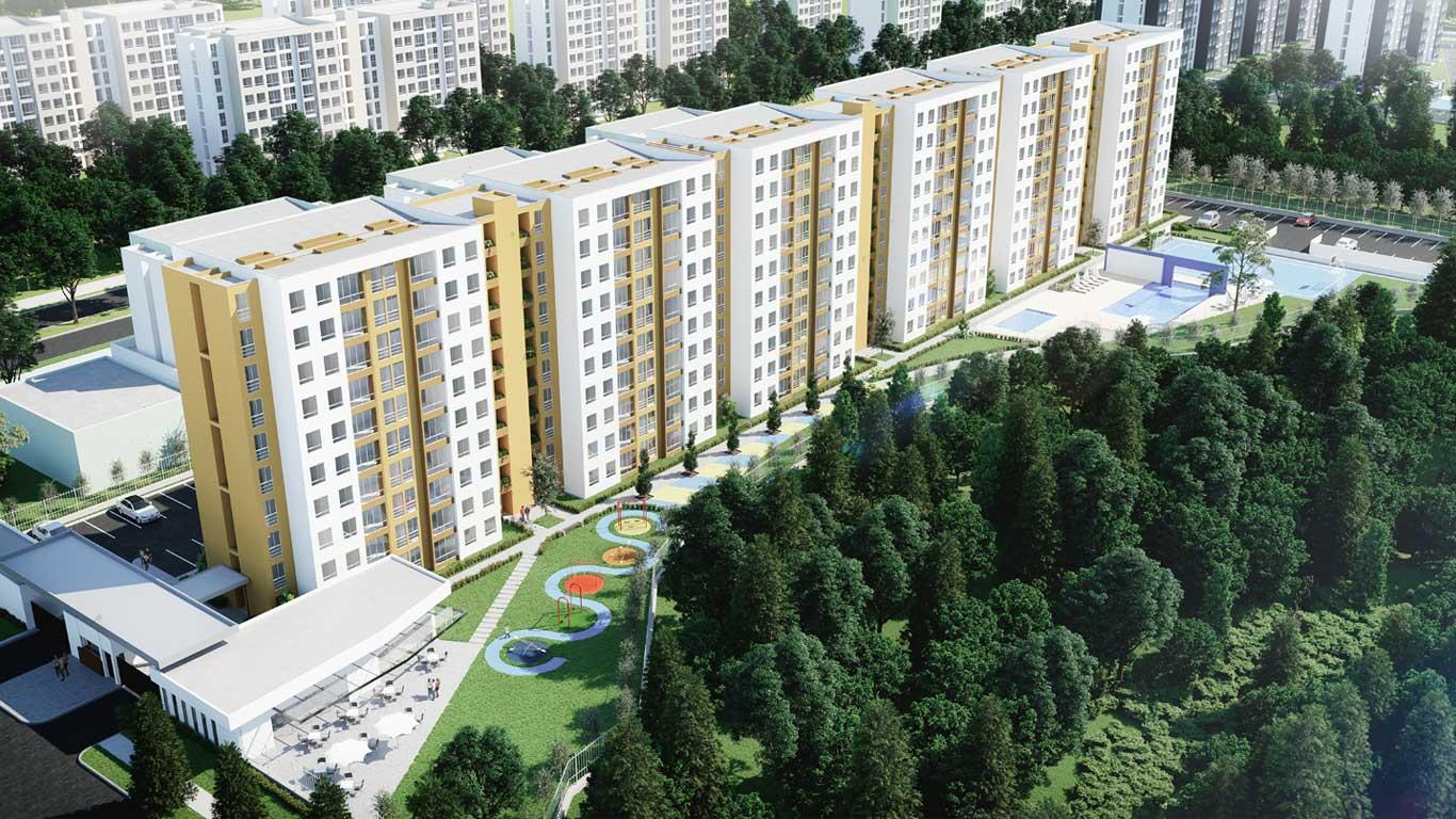 apartamentos en venta toledo vista aerea