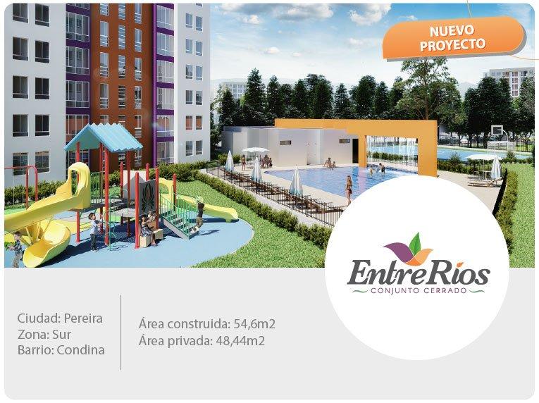 constructora-pereira-apartamentos en venta entre rios