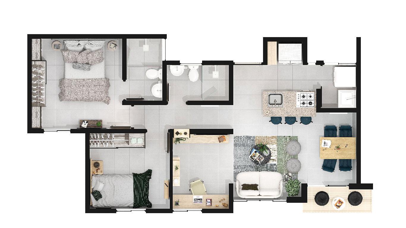 palo verde apartamentos venta paloverde
